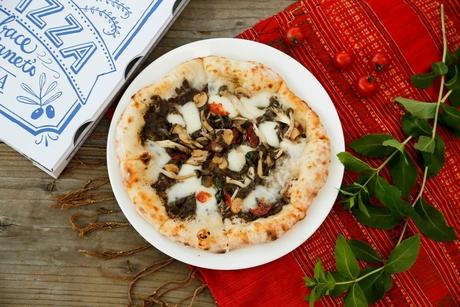 土日祝は時給50円UPオシャレなピッツェリアカフェレストラン本格ナポリピザ経験できます